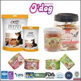BBQ van Odog Filethaakwerk van de Kip van de Besnoeiing van het Aroma het Droge voor de Snacks van het Huisdier