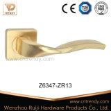 Тип кривой Elegent цинкового сплава рукоятка рычага двери (Z6347-ZR13)