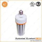 lámpara industrial del maíz de la iluminación LED de 200W Dlc