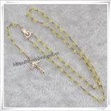 カトリック教徒は玉を付ける数珠、宗教ビードの数珠(IOcr321)に