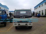 JAC Mini Camión camión de carga de la luz de Diesel Caja de acero Camión