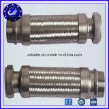 Connettore flessibile del tubo flessibile del metallo flessibile per la conduttura dell'acqua calda