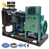 generatore silenzioso 12kw per sbarco, insiemi di generazione diesel a terra, 50Hz