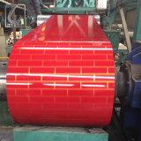 Verschiedene hölzerne Farbe strich PPGI Stahlring vor