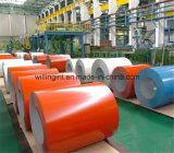 Leichte galvanisierte Farbe beschichtete Stahlring-Edelstahl