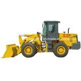 Машинное оборудование земли Moving, передний затяжелитель лопаткоулавливателя 3ton (W136)