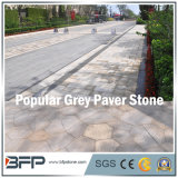 Камень китайского серого гранита вымощая с популярной пользой в внешней области