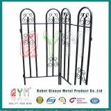 Сад ограды/ дешевые декоративные проволочной сетки металлические ограждения сад расходные материалы