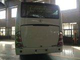 장거리 바퀴 기초 차량이 차 낮은 지면 간 도시에 의하여 버스로 간다