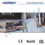 P1.8極度の市場のための屋内穂軸の小売店のデジタル棚LEDの印の表示