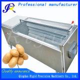 Kontinuierliche automatische Schalen-Maschinen-elektrische Kartoffel Peeler