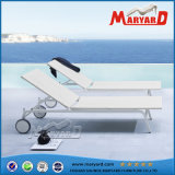 New Design Sling Textile Beach Sunbed
