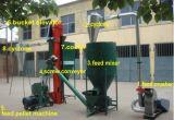 ライン500kg/Hを作る小規模の牛供給の餌