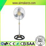 Industrieller 18 Zoll-Standplatz-Ventilator-energiesparender Bewegungsstandplatz-Ventilator
