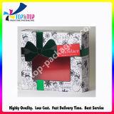 Los rectángulos de regalo hermosos venden al por mayor el empaquetado de papel de la Navidad