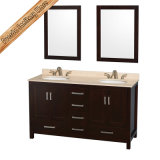 Fed-1912 48 Inch - hohes Quality Cupc Sink Marble Top Bathroom Cabinets
