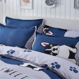Online het Winkelen het Goedkope Beddegoed van het Huis van de Stof van de Polyester van de Fabriek Directe