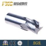 3 perfil de desbaste de carboneto de Flauta Fresa para alumínio