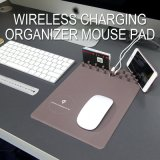 iPhone x Mousepad 조직자를 위한 Qi 가장 새로운 무선 충전기