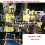 Multi-Layer PE van de Co-extrusie Plastic pp PS Blad die Machine maken