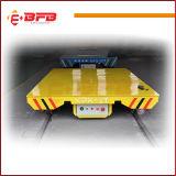 Carretilla eléctrica con pilas de la transferencia del carril con el dispositivo de seguridad