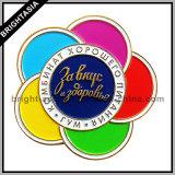 Pin del risvolto per uso del Souvenir Gift or Company (BYH-10052)