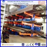 Склад для установки в стойку Q235B стали ходовой стойки стеллажа