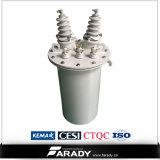 In olie ondergedompelde Transformatoren 10 van de Distributie van de Enige Fase kVA