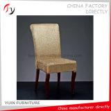 Erste Qualitätsspeisende Hall-zeitgenössische Mahagonialuminiumabendessen-Möbel (BC-179)