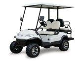 Автомобиль гольфа 4 мест высокий поднятый