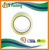 투명한 BOPP는 단 하나 편들어진 접착성 판지 밀봉 포장 테이프를 끈으로 엮는다