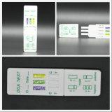 Essai de 3 panneaux d'urine et de test de coc Coc