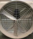 Telhado de PRFV industrial de resfriamento por ventilador de exaustão e ventilação