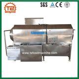 Gemüse-Frucht-Rollen-Waschmaschine-/Walzen-Trommel-Pinsel-Waschmaschinemellon-Unterlegscheibe
