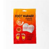 Tendencias 2018 desechables Productos de cuidado de los pies de parches más cálido de calor