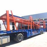 Di trasporto singolo di rotella dell'automobile due degli assi di automobile dell'elemento portante rimorchio semi