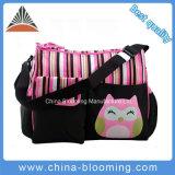 美しいおむつのミイラのハンドバッグの変更のパッドの女の赤ちゃんのおむつ袋