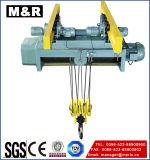 élévateur électrique de câble métallique 300kg avec le double crochet