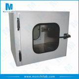 Mechanischer Sicherheitskreis-Durchlauf-Kasten für Cleanroom-Gerät