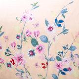 Tampa de base impressa floral de venda quente do algodão