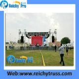 Concierto de aluminio exposición Stand Truss Truss Truss escenario al aire libre