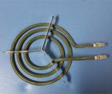 Material de acero inoxidable 304 Resistencia calentadora 110-127V, 500W