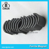 Magnete di ceramica del ferrito duro dell'arco per il motore
