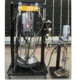 絶縁ガラスのための2つのコンポーネントの密封剤の押出機機械