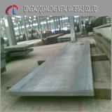 Plaque en acier marine matérielle de la construction navale Ah32/Ah36