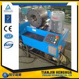 Tubo de goma de la máquina del manguito del vehículo que encurva que hace la máquina con descuento grande