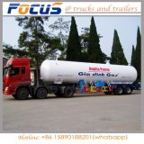 56000 litros/14580 galones 3 Fuwa /BPW ejes remolque del depósito de gas GLP