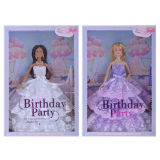 Juguete de plástico princesa muñeca de juguete de moda (h7877332)