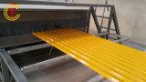 Fácil de operar la hoja de iluminación de plástico reforzado con fibra de larga duración de la máquina de uso
