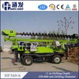 Neuer Diesel, kleiner Schlussteil eingehangene Ölplattform des Stangenbohrer-Hf360-6 für Anhäufung